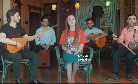 دانلود آهنگ ترکی جدید Nigar Muharrem به نام Aykiri Yollari